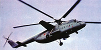 Miniature du Mil Mi-6  'Hook'