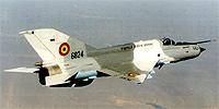 Miniature du Mikoyan-Gurevich MiG-21  'Fishbed'
