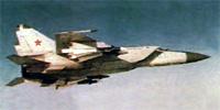 Miniature du Mikoyan-Gurevich MiG-25  'Foxbat'