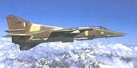 Miniature du Mikoyan-Gurevich MiG-27  'Flogger'