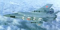 Miniature du Mikoyan MiG-31  'Foxhound'