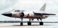 Miniature du Dassault Mirage F2