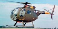Miniature du Hughes OH-6 Cayuse