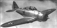 Miniature du Seversky P-35