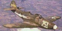 Miniature du Bell P-39 Airacobra