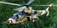 Miniature du Denel AH-2 Rooivalk