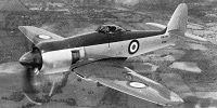Miniature du Hawker  Sea Fury