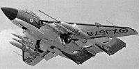 Miniature du De Havilland D.H.110 Sea Vixen