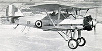 Miniature du Armstrong Whitworth  Siskin