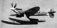 Miniature du Folland Spitfire Floatplane