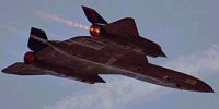 Miniature du Lockheed SR-71 Blackbird