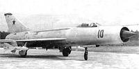 Miniature du Sukhoï Su-11  'Fishpot'