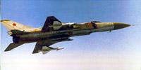 Miniature du Sukhoï Su-15  'Flagon'