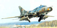Miniature du Sukhoï Su-17/20/22  'Fitter'