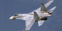 Miniature du Sukhoï Su-27  'Flanker'