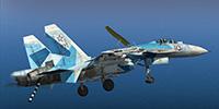Miniature du Sukhoi Su-33 'Flanker-D'