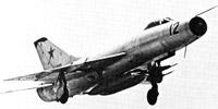 Miniature du Sukhoï Su-9  'Fishpot'