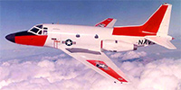 Miniature du North American T-39 / CT-39 Sabreliner