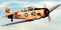 Miniature du North American T-6 Texan