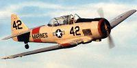 Miniature du North American T-6 Texan