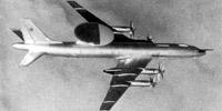 Miniature du Tupolev Tu-126  'Moss'