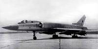 Miniature du Tupolev Tu-28/Tu-128  'Fiddler'
