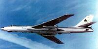 Miniature du Tupolev Tu-16  'Badger'