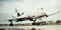 Miniature du Tupolev Tu-22  'Blinder'