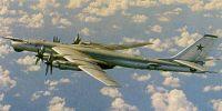 Miniature du Tupolev Tu-95  'Bear'