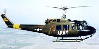 Miniature du Bell UH-1 Iroquois 'Huey'
