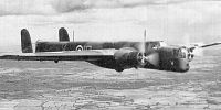 Miniature du Armstrong Whitworth AW.38 Whitley
