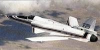 Miniature du Grumman X-29