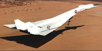 Miniature du North American XB-70 Valkyrie