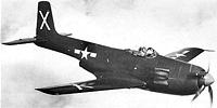 Miniature du Curtiss XF15C