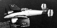 Miniature du Grumman XF5F/XP-50 Skyrocket