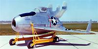 Miniature du McDonnell XF-85 Goblin