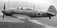 Miniature du Yakovlev Yak-11  'Moose'