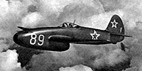 Miniature du Yakovlev Yak-15 'Feather'