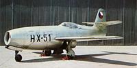 Miniature du Yakovlev Yak-23 'Flora'