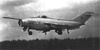 Miniature du Yakovlev Yak-36 'Freehand'