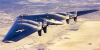 Miniature du Northrop YB-49 / YRB-49