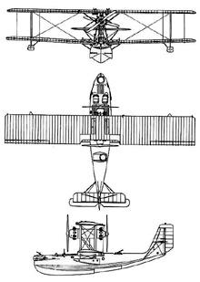 Plan 3 vues du CAMS CAMS.55