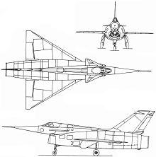Plan 3 vues du Nord N.1500 Griffon