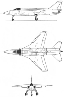 Plan 3 vues du Soko J-22 Orao & Avioane IAR-93 Vultur
