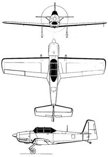 Plan 3 vues du Nord N.3202 Master