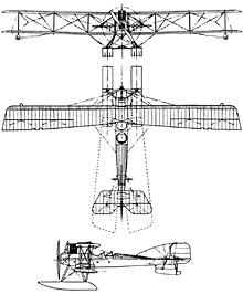 Plan 3 vues du Short Type-184