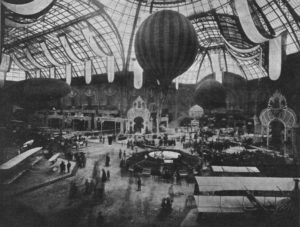 Salon de la locomotion aérienne 1908