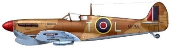 Beurling Spitfire