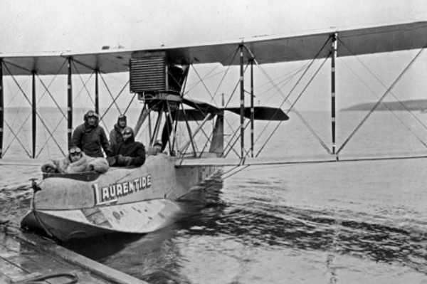 Romeo Vachon Curtiss HS-2L
