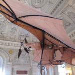 La Chauve Souris de Clément Ader au Musée des Arts et Métiers à Paris.